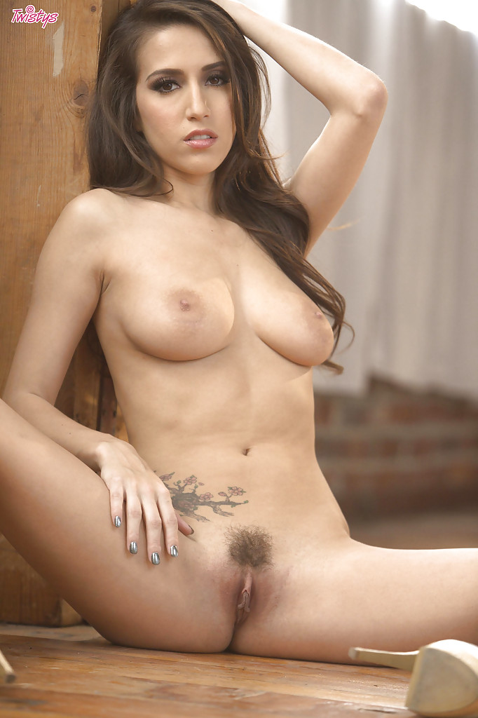 Hairy april o pussy neil