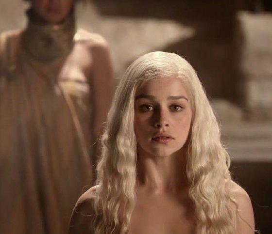 Emilia thrones game clarke sex of