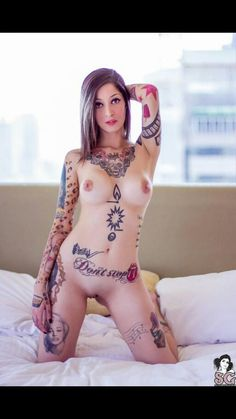 Dessous hot suicide girls in