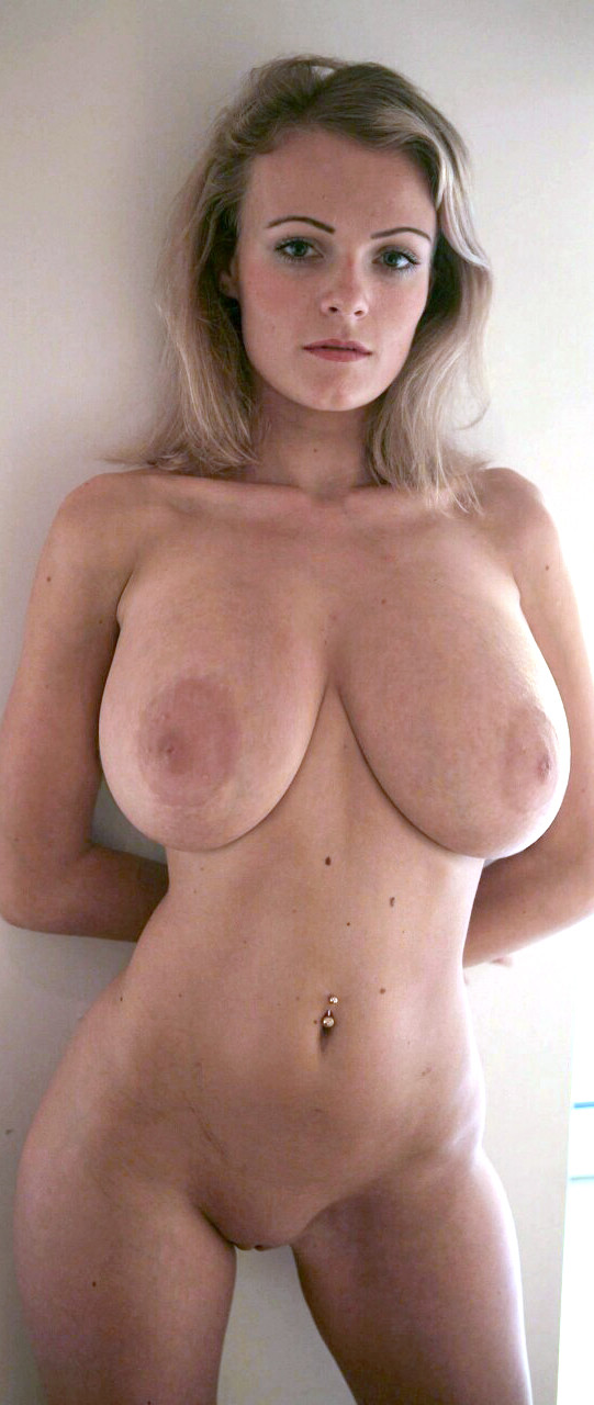 Blonde tumblr tits hot big