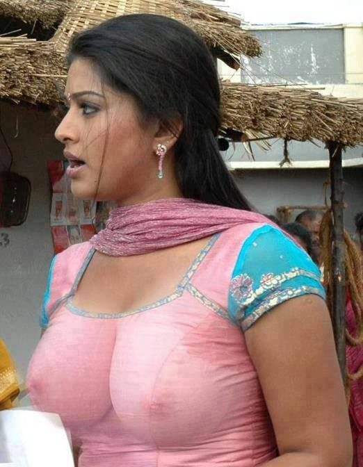 In tamil saree nackt aunties