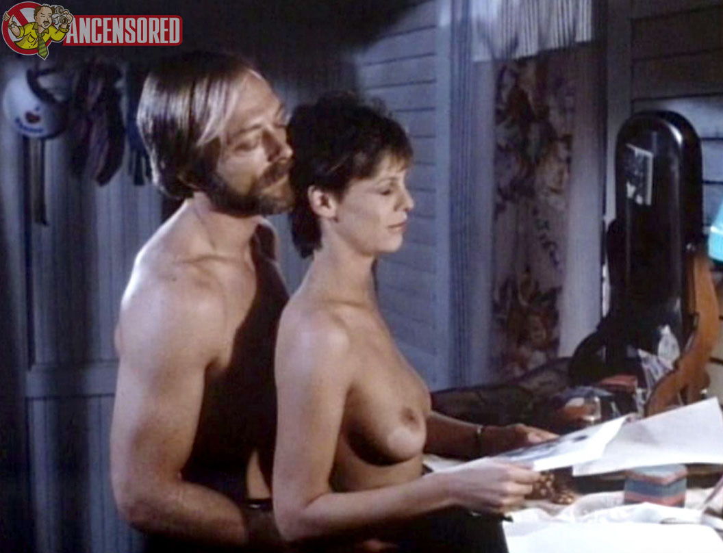 Lee curtis scenes jamie nude movie