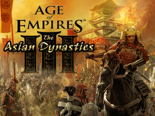Asian empires dynastie of age